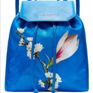 Ted Baker harmony print mini backpack